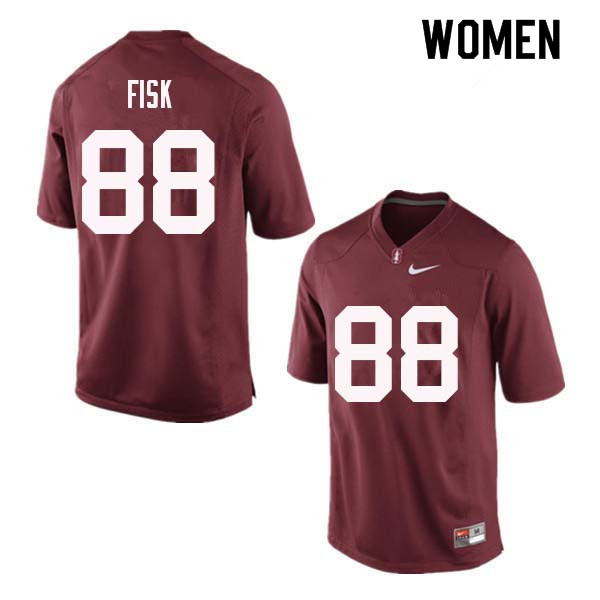 reputable site e8a77 175b2 Tucker Fisk Jersey : Official Stanford Cardinal College ...